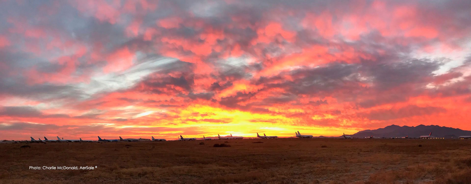 Goodyear Airport Sunrise